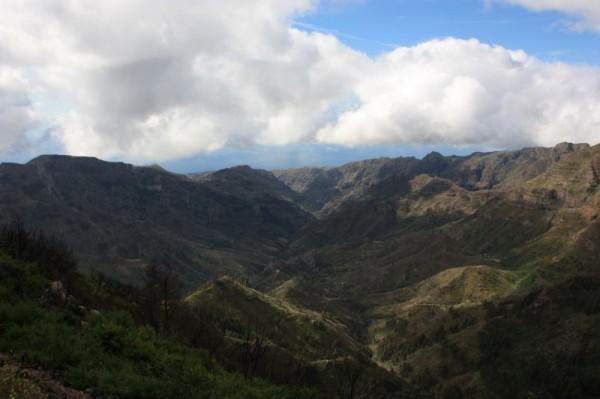 16-4 landschap onderweg