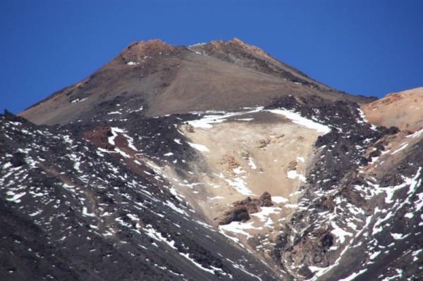 Top El Teide (zoom)