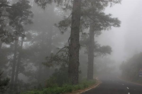 9-4 door de wolken rijden