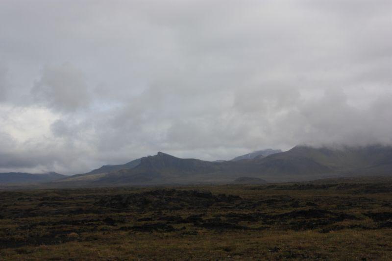 30-8 landschap bergen wolken