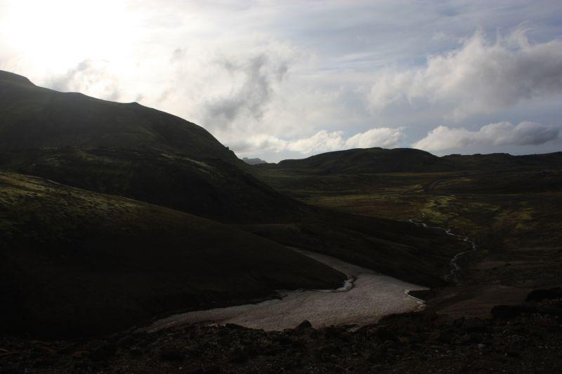 30-8 uitloper gletsjer
