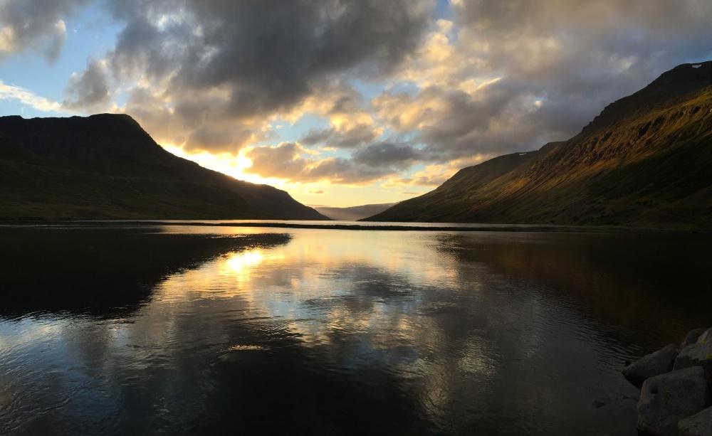 Westfjorden en binnenland