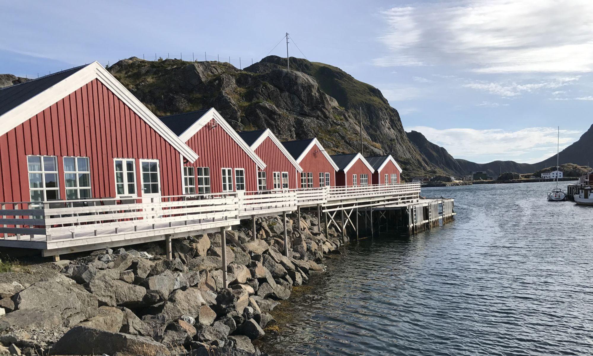 Lofoten en Helgeland