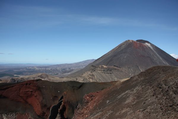 red crater plus mt doom